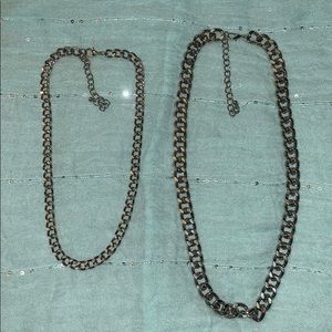 Chain Necklaces!